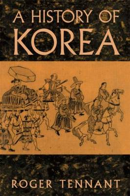 History Of Korea (Paperback)