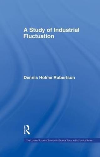 Study Indust Fluctuations Lse (Paperback)