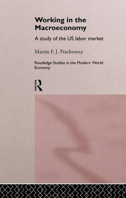 Working in the Macro Economy: A study of the US Labor Market (Paperback)