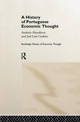 A History of Portuguese Economic Thought (Paperback)