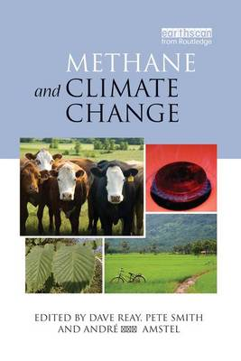 Methane and Climate Change (Paperback)