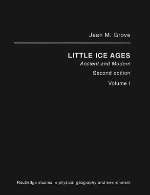 The Little Ice Age (Paperback)