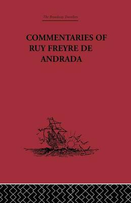 Commentaries of Ruy Freyre de Andrada (Paperback)