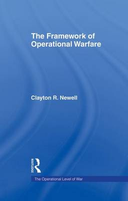 The Framework of Operational Warfare (Paperback)