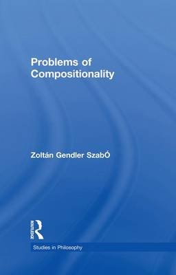 Problems of Compositionality (Paperback)