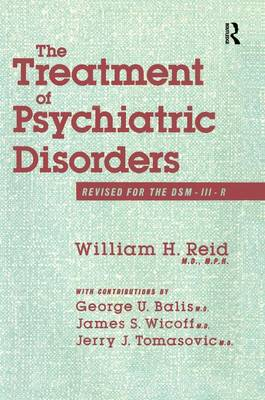 The Treatment Of Psychiatric Disorders (Paperback)