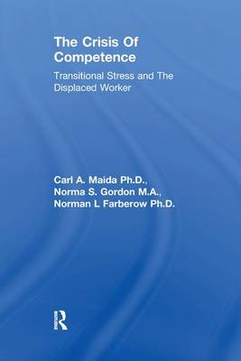 The Crisis Of Competence: Transitional Stress and The Displaced Worker (Paperback)