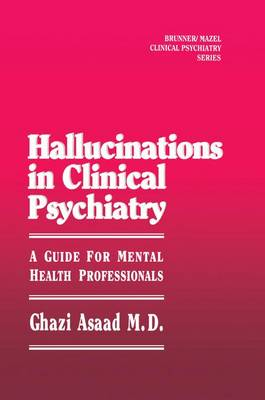 Hallunications In Clinical Psychiatry: A Guide For Mental Health Professionals (Paperback)
