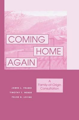 Coming Home Again: A Family-Of-Origin Consultation (Paperback)