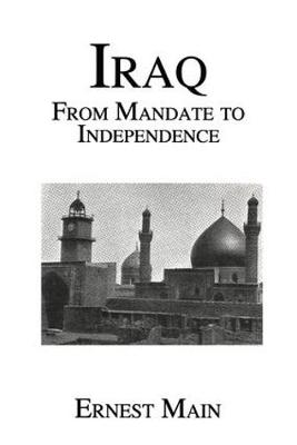 Iraq From Manadate Independence (Paperback)