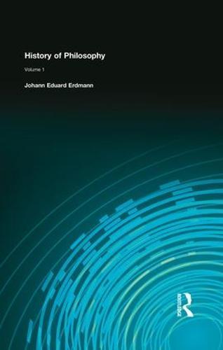 History of Philosophy: Volume I (Paperback)