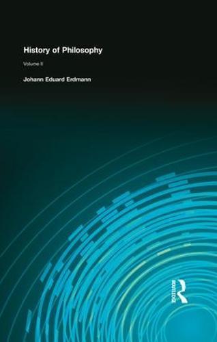 History of Philosophy: Volume II (Paperback)
