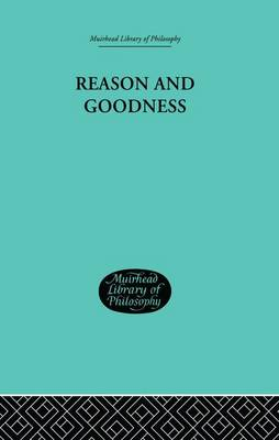 Reason and Goodness (Paperback)