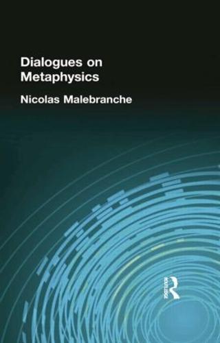 Dialogues on Metaphysics (Paperback)