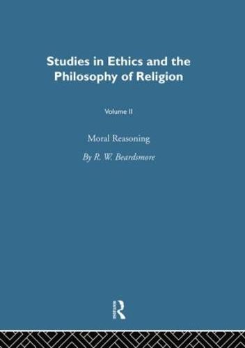 Moral Reasoning Vol 2 (Paperback)