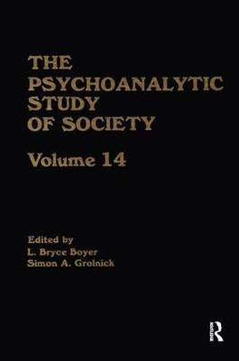 The Psychoanalytic Study of Society, V. 14: Essays in Honor of Paul Parin (Paperback)