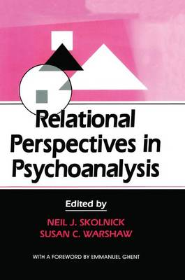 Relational Perspectives in Psychoanalysis (Paperback)