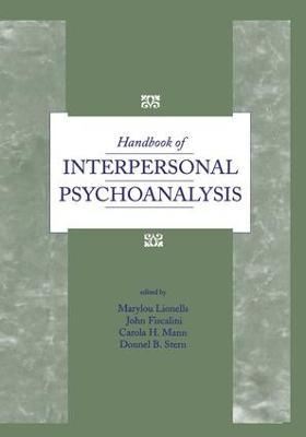 Handbook of Interpersonal Psychoanalysis (Paperback)