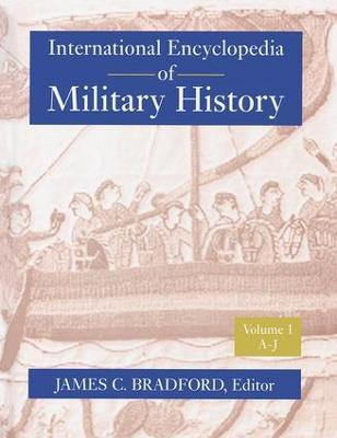 International Encyclopedia of Military History (Paperback)