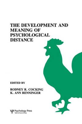 The Development and Meaning of Psychological Distance (Paperback)