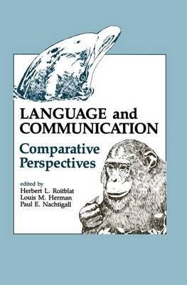 Language and Communication: Comparative Perspectives (Paperback)