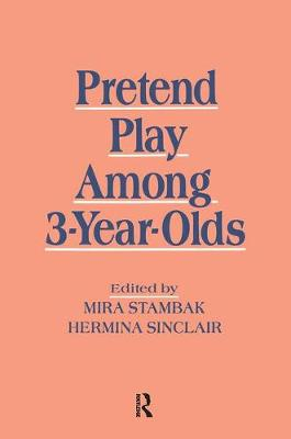 Pretend Play Among 3-year-olds (Paperback)