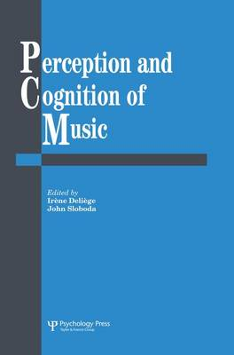 Perception And Cognition Of Music (Paperback)
