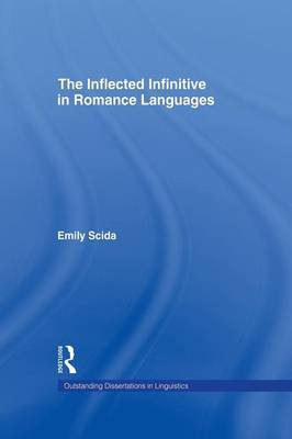 The Inflected Infinitive in Romance Languages (Paperback)