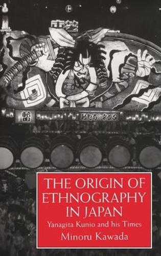 Origin Of Ethnography In Japan (Paperback)