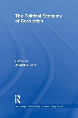 The Political Economy of Corruption (Paperback)