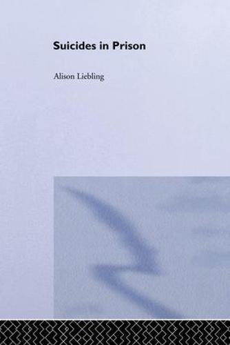 Suicides in Prison (Paperback)