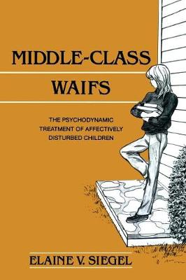 Middle-Class Waifs: The Psychodynamic Treatment of Affectively Disturbed Children (Paperback)