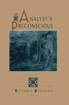 The Analyst's Preconscious (Paperback)