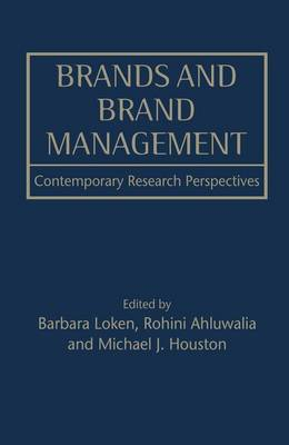 Brands and Brand Management: Contemporary Research Perspectives (Paperback)