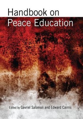 Handbook on Peace Education (Paperback)