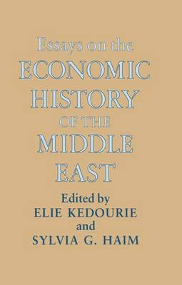 Essays on the Economic History of the Middle East (Paperback)