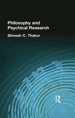 Philosophy and Psychical Research (Paperback)