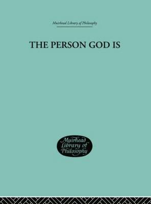 The Person God Is (Paperback)