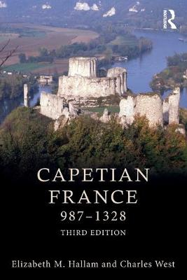 Capetian France 987-1328 (Paperback)