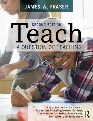 Teach: A Question of Teaching (Paperback)