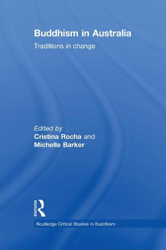 Cover Buddhism in Australia: Traditions in Change