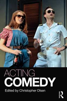 Acting Comedy (Paperback)