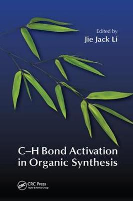C-H Bond Activation in Organic Synthesis (Paperback)