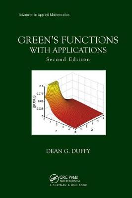 Green's Functions with Applications, Second Edition - Advances in Applied Mathematics (Paperback)