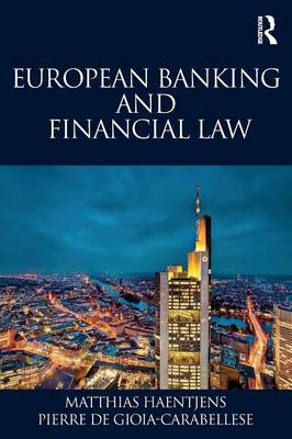 European Banking and Financial Law (Paperback)