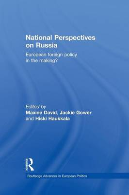 Cover National Perspectives on Russia: European Foreign Policy in the Making?