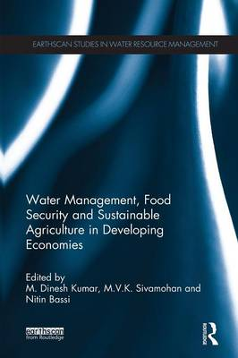 Cover Water Management, Food Security and Sustainable Agriculture in Developing Economies