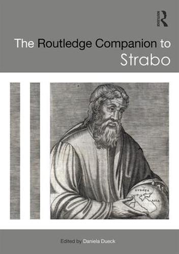 The Routledge Companion to Strabo (Hardback)