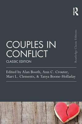 Couples in Conflict: Classic Edition - Psychology Press & Routledge Classic Editions (Paperback)