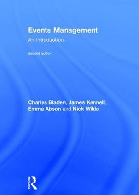 Events Management: An Introduction (Hardback)